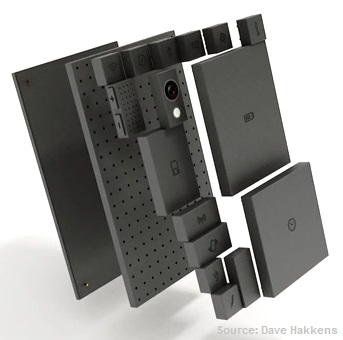 Smartphone Baukasten