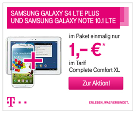 Samsung Galaxy LTE Pack