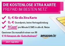 kostenlose xtra card