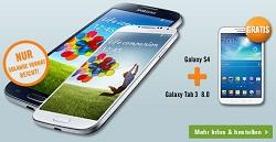 Samsung Galaxy S4 + Tab 3