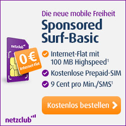 Kostenlose Internet Flatrate